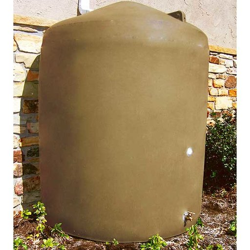 View a Larger Image of Good Ideas Rain Wizard 300, 300 Gallon, Khaki