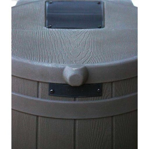 View a Larger Image of Good Ideas Rain Wizard 40, 40 Gallon, Oak