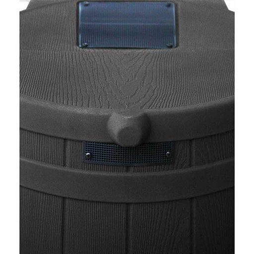 View a Larger Image of Good Ideas Rain Wizard 50, 50 Gallon, Black