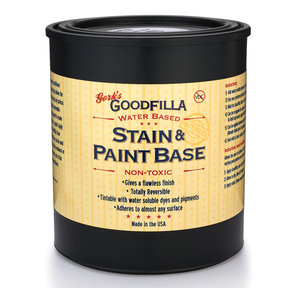 Goodfilla Clear Stain/Paint Base Qt