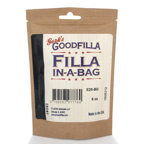 Goodfilla Ebony Filler 6oz