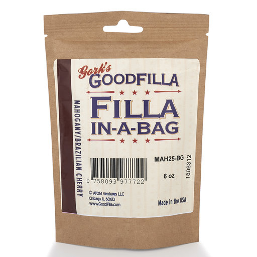 View a Larger Image of GoodFilla Mahogany/Brazilian Cherry Filler 6oz