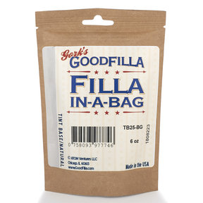 Goodfilla Natural /Tint Base Filler 6oz