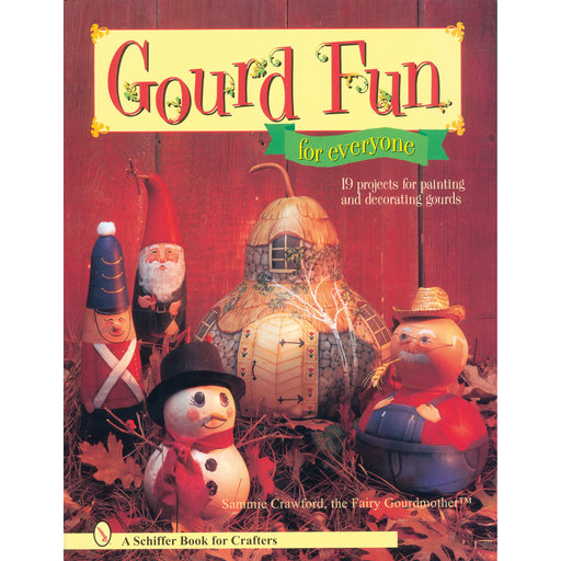 View a Larger Image of Gourd Fun for Everyone