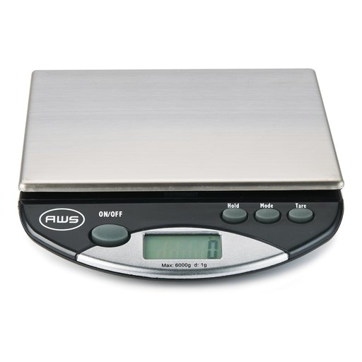View a Larger Image of Gram Scale 6000 Gram Capacity