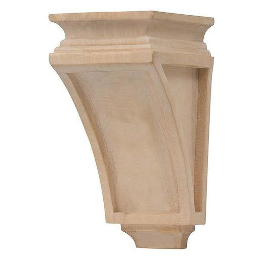 View a Larger Image of Medium Mission Corbel - Cherry, Model CB102-C