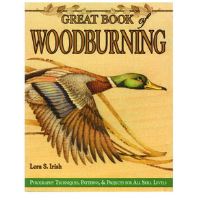 Great Book of Woodburning