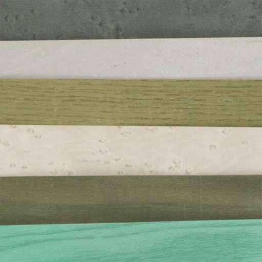 View a Larger Image of Green Dyed Asst Veneer 3 sq ft pack