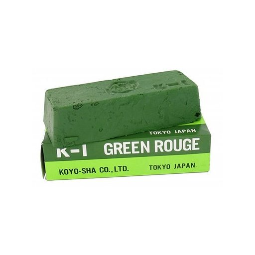 View a Larger Image of Green Rouge Polishing Compound - Koyo-Sha