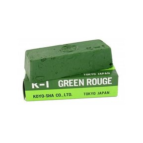 Green Rouge Polishing Compound - Koyo-Sha