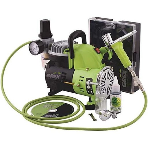 View a Larger Image of Genesis XT Airbrush Combo Kit