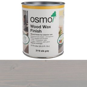 Wood Wax Silk Grey 3119 .75 l