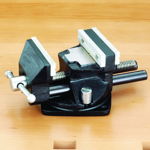 "View a Larger Image of 4"" Reversible Vise"