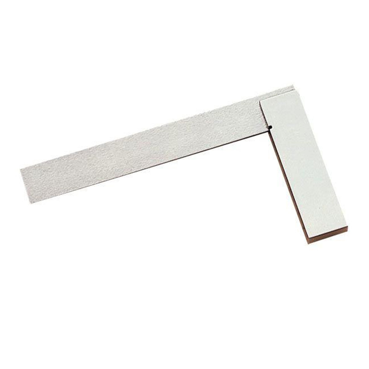 "Groz - 6"" Stainless Steel Engineer's Square"
