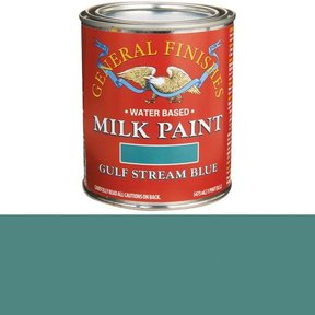Gulf Stream Blue Milk Paint Pint