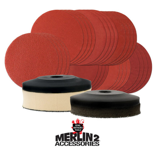View a Larger Image of  H&L Deluxe Sanding Kit
