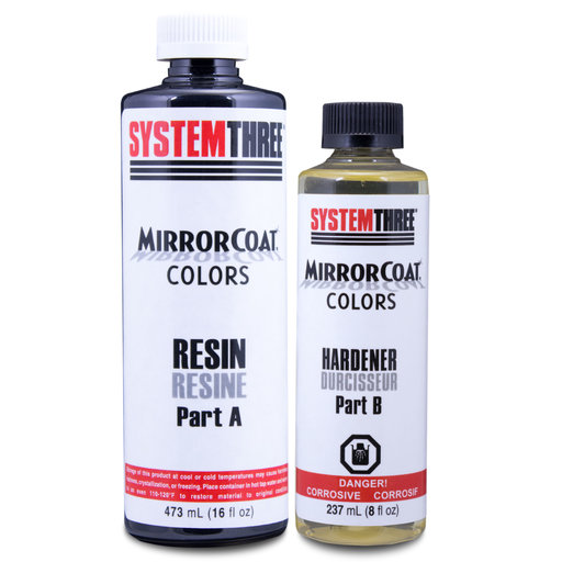 View a Larger Image of Mirrorcoat Black 1.5 Pt