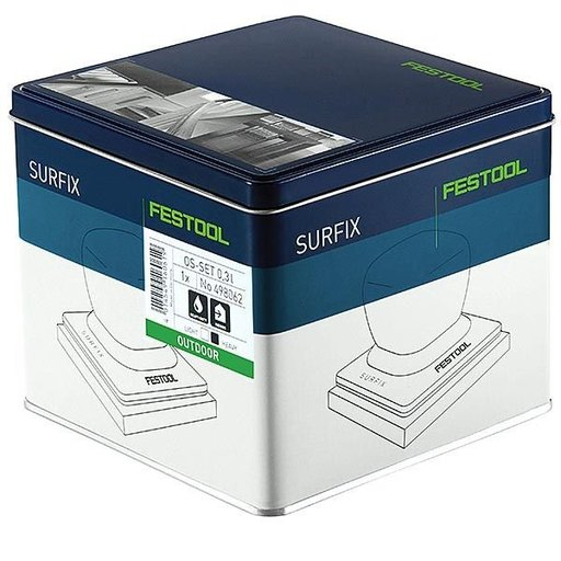 View a Larger Image of Festool ( H ) Outdoor Oil Disp, 0.3 L