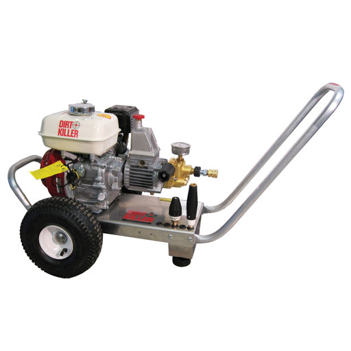 View a Larger Image of H260 Pressure Washer, Cold Water, 6.5HP Honda gear drive