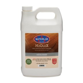 H2OLox WB Finish Mat Gallon