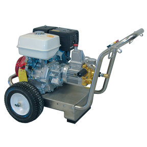 H360 Pressure Washer, Cold Water, 13HP Honda gear drive
