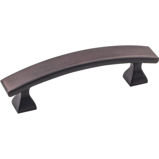 "View a Larger Image of Hadly Pull, 3"" C/C, Brushed Oil Rubbed Bronze"