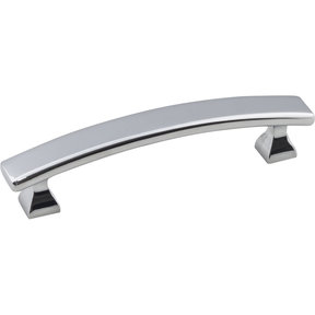 Hadly Pull, 96 mm C/C, Polished Chrome