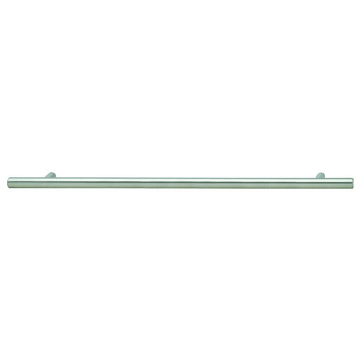 View a Larger Image of Bar Style Stainless Steel Brushed/Satin Nickel Pull CTC 96mm