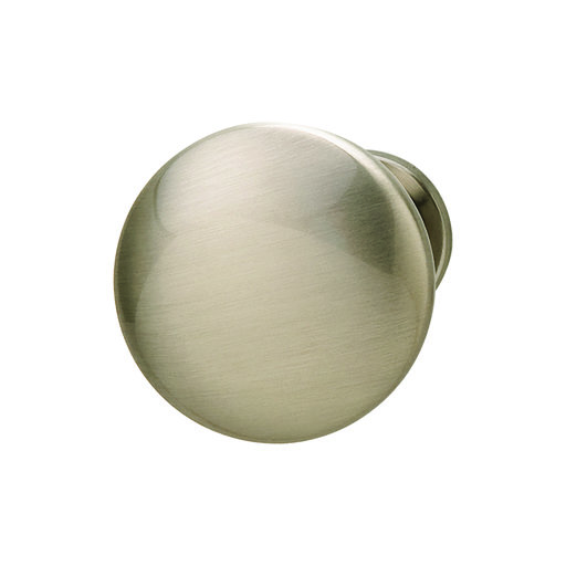 View a Larger Image of Chanterelle Brushed Nickel Knob 30x28mm