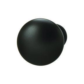 Chanterelle Dark Oil-rubbed Bronze Knob 30x28mm