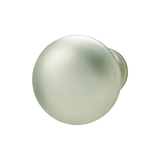View a Larger Image of Chanterelle Matte Nickel Knob 30x28mm
