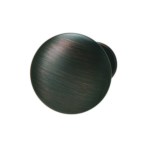 View a Larger Image of Chanterelle Satin Bronze Copper Knob 30x28mm