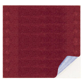 "Felt 35-3/4"" x 23"" Self-adhesive Maroon Sheet"