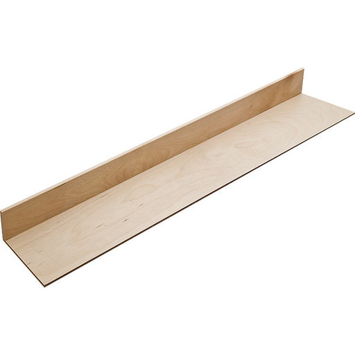 "View a Larger Image of Fineline Depth Extension Spacer, Birch, 23-5/8"" x 4-1/8"" x 1-15/16"""