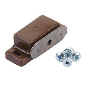 Magnetic Catch, Brown