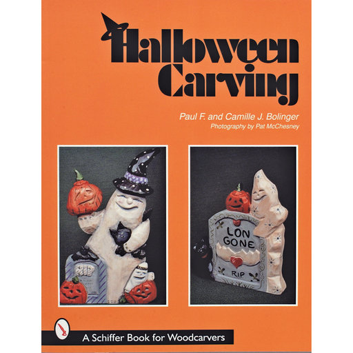 View a Larger Image of Halloween Carving