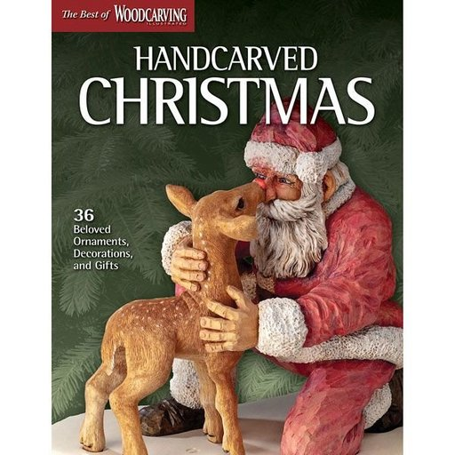 View a Larger Image of Handcarved Christmas
