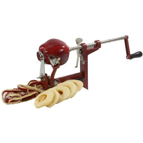 Handcrank Apple Peeler