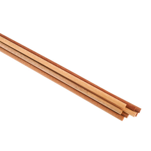 """View a Larger Image of 5 pc 1/2"""" x 12"""" Assorted Wood Dowel"""