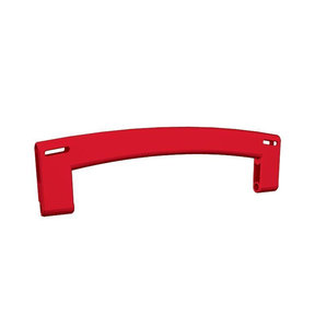 Handle for Systainer T-Loc Carmine Red