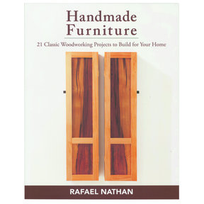 Handmade Furniture 21 Classic Woodworking Projects