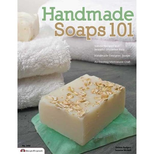 View a Larger Image of Handmade Soaps 101