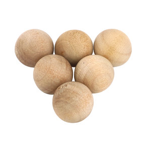 "Hardwood Ball 1/2"" Dia., 12-piece"