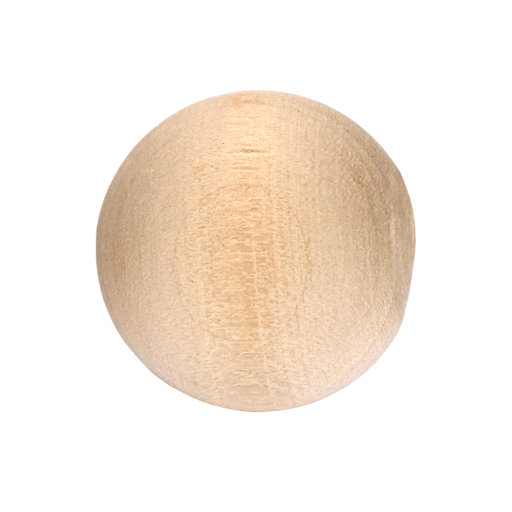"View a Larger Image of Hardwood Ball 1"" Dia., 6-piece"