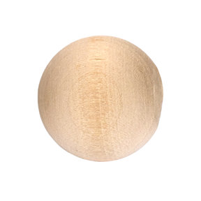 "Hardwood Ball 1"" Dia., 6-piece"