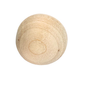 "Hardwood Ball 3/4"" Dia., 8-piece"