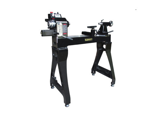 View a Larger Image of Harvey T40 Turbo Bench Lathe