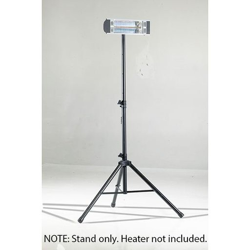View a Larger Image of Tri-Pod Stand for Outdoor Infrared Heaters