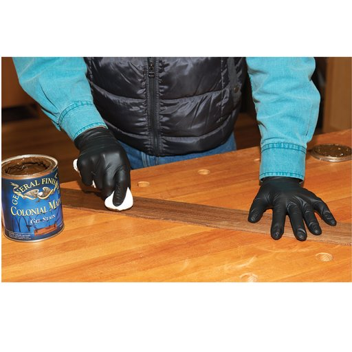 View a Larger Image of Heavy Duty Nitrile Gloves, 50 pack