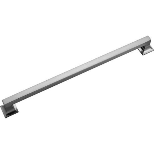 "View a Larger Image of Studio Collection Appliance Pull, 18"" center-to-center, Satin Nickel"